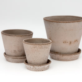 Bergs Potter Grey Julie Pot