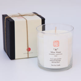 Water Element Candle