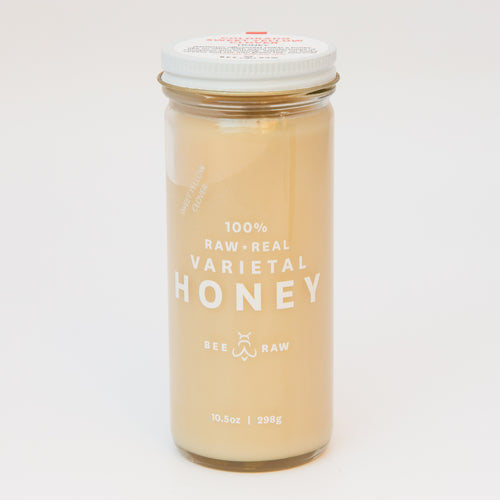 Raw Colorado Yellow Clover Honey