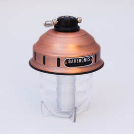 Copper Beacon Hanging Light