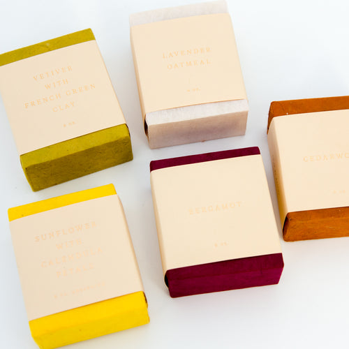 Saipua Vetiver Soap