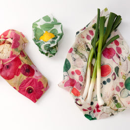 Z Wraps Multi-PacK POPPY/LEAFY/ FARMER