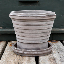 Bergs Potter Grey Planets Pot
