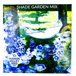 Shade Garden Mix from Hudson Valley Seed Company