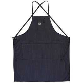 Raw Denim Apron