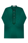 Boys Kids Green Shalwar Kameez