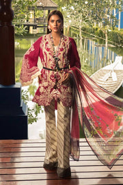 Sana Safinaz Lawn 2020 Unstitched Collection - 16a