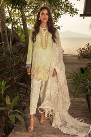 Sana Safinaz Lawn 2020 Unstitched Collection - 17b