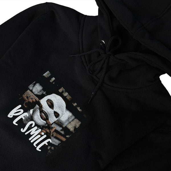 Sweater Hoodie Be Smile
