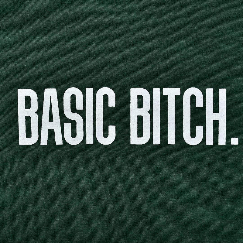 T Shirt Basic Bitch