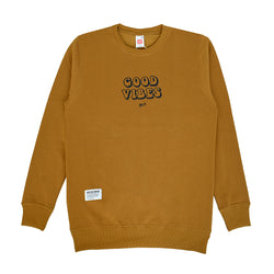 Sweater Crewneck Good Vibes
