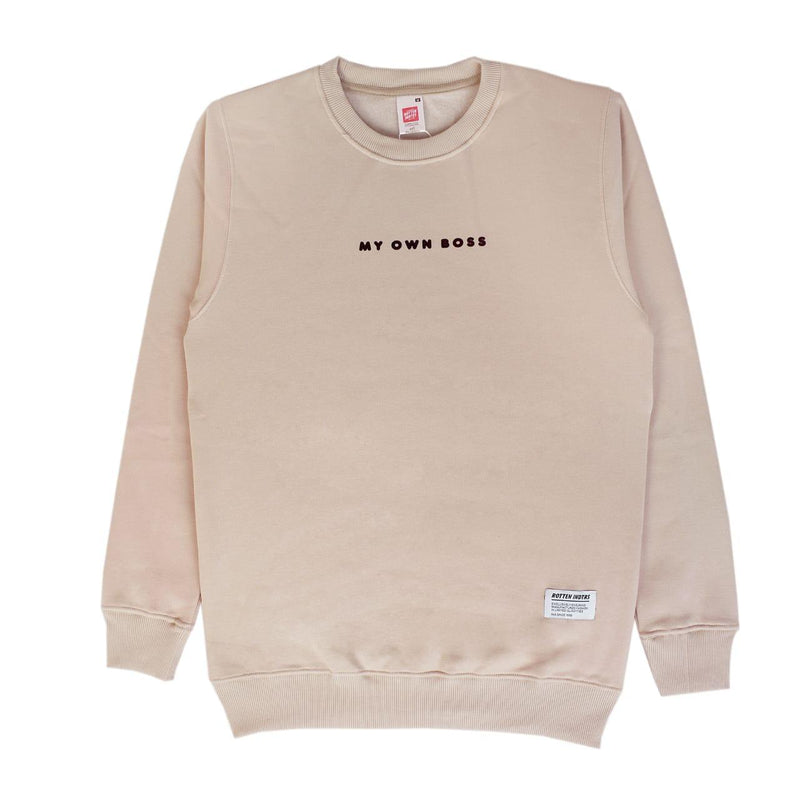 Sweater Crewneck My Own Boss