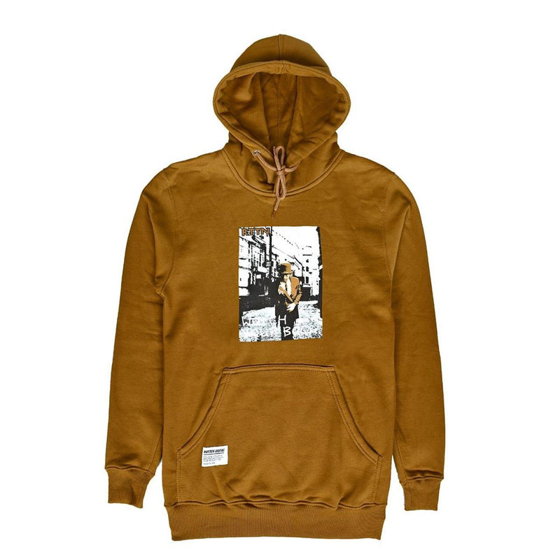 Sweater Hoodie Watch Your Black