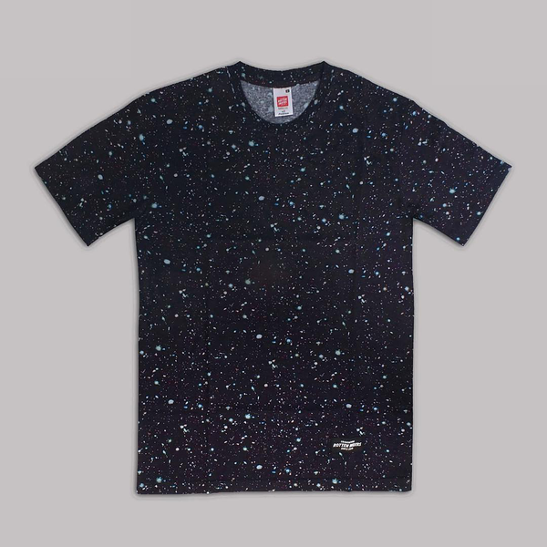 T Shirt Printed Galaxy