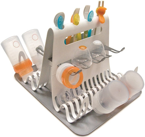 Rack for drying baby bottles - KiddieWorld