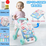 Multifunctional Baby Walker - KiddieWorld