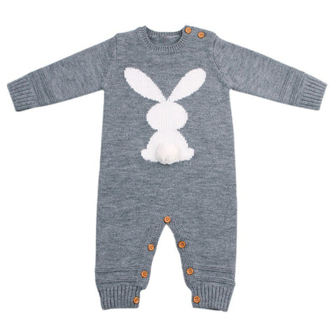 Jumpsuit long sleeve - KiddieWorld