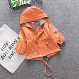 Coat with hood - KiddieWorld