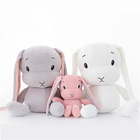 Plush rabbit toys - KiddieWorld