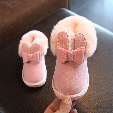 Rabbit ear shoes for boys and girls - KiddieWorld