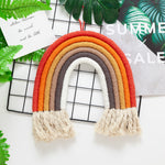 Fashionable wall decor Nordic rainbow - KiddieWorld