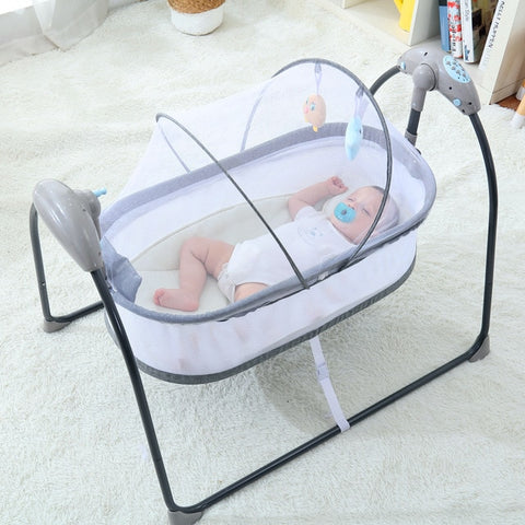 Electric cradle for newborns - KiddieWorld