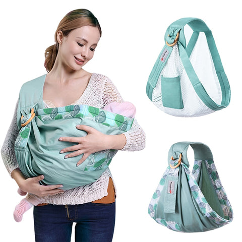 Baby carrier bag with ring - KiddieWorld