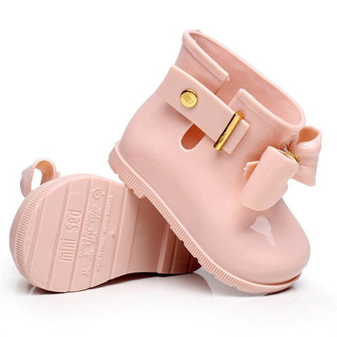 Rubber boots for the little princess - KiddieWorld