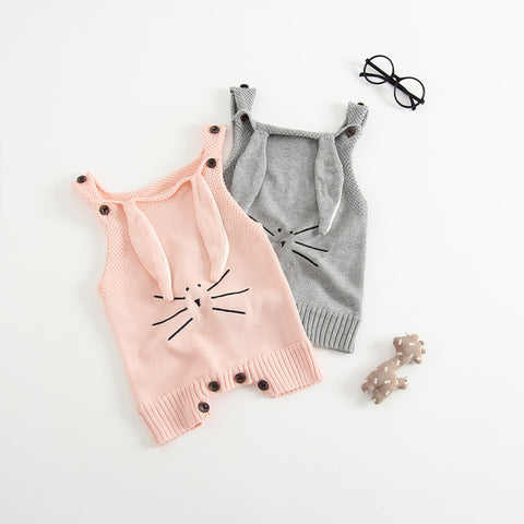 Romper Rabbit Newborn Baby - KiddieWorld