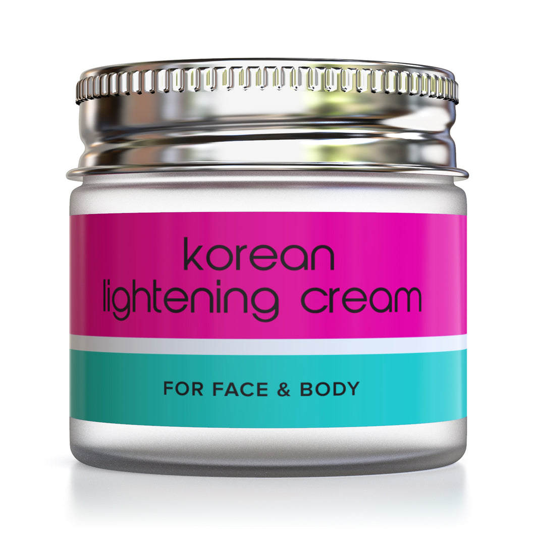 Korean Lightening Cream