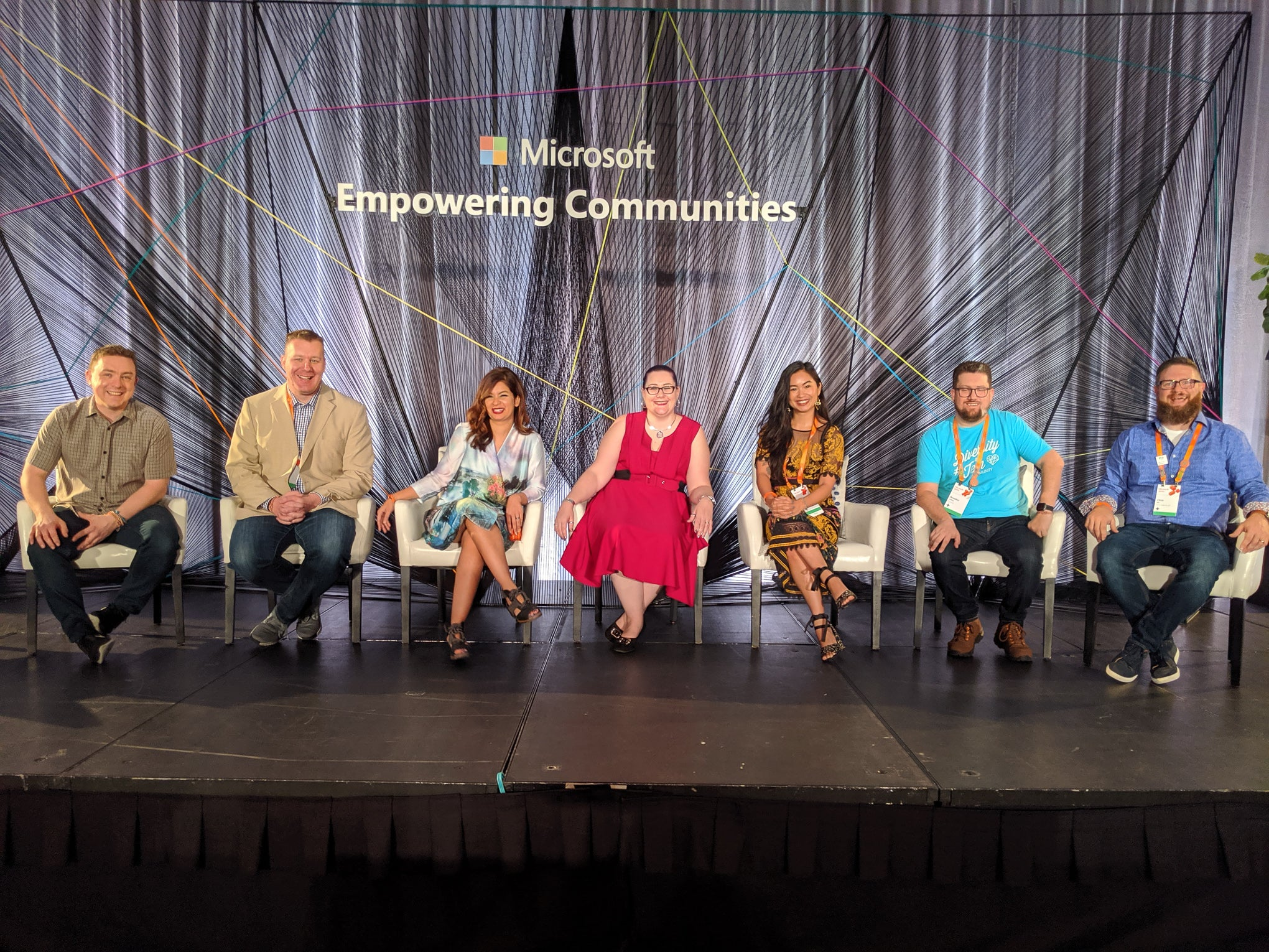 Microsoft Ignite 2019 Diversity in Tech Panel - Intersectionality: The Real Super Power with Paul Warren, Glenn McClellen, Dona Sarkar, Jess Dodson, Kristine Zwick, Chris Gill, and Brandon LeBlanc