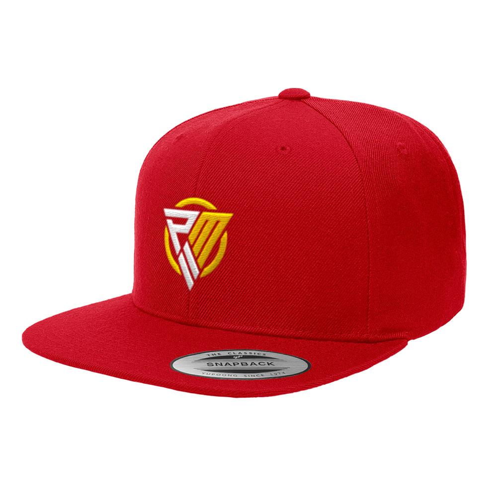 Patrick Mahomes II Adjustable Cap in Kingdom Red