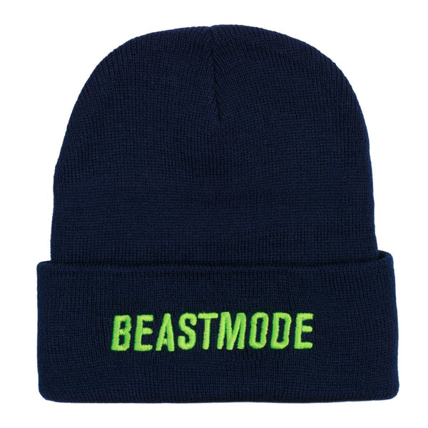 BEASTMODE Knit Cap Seattle Slime Green