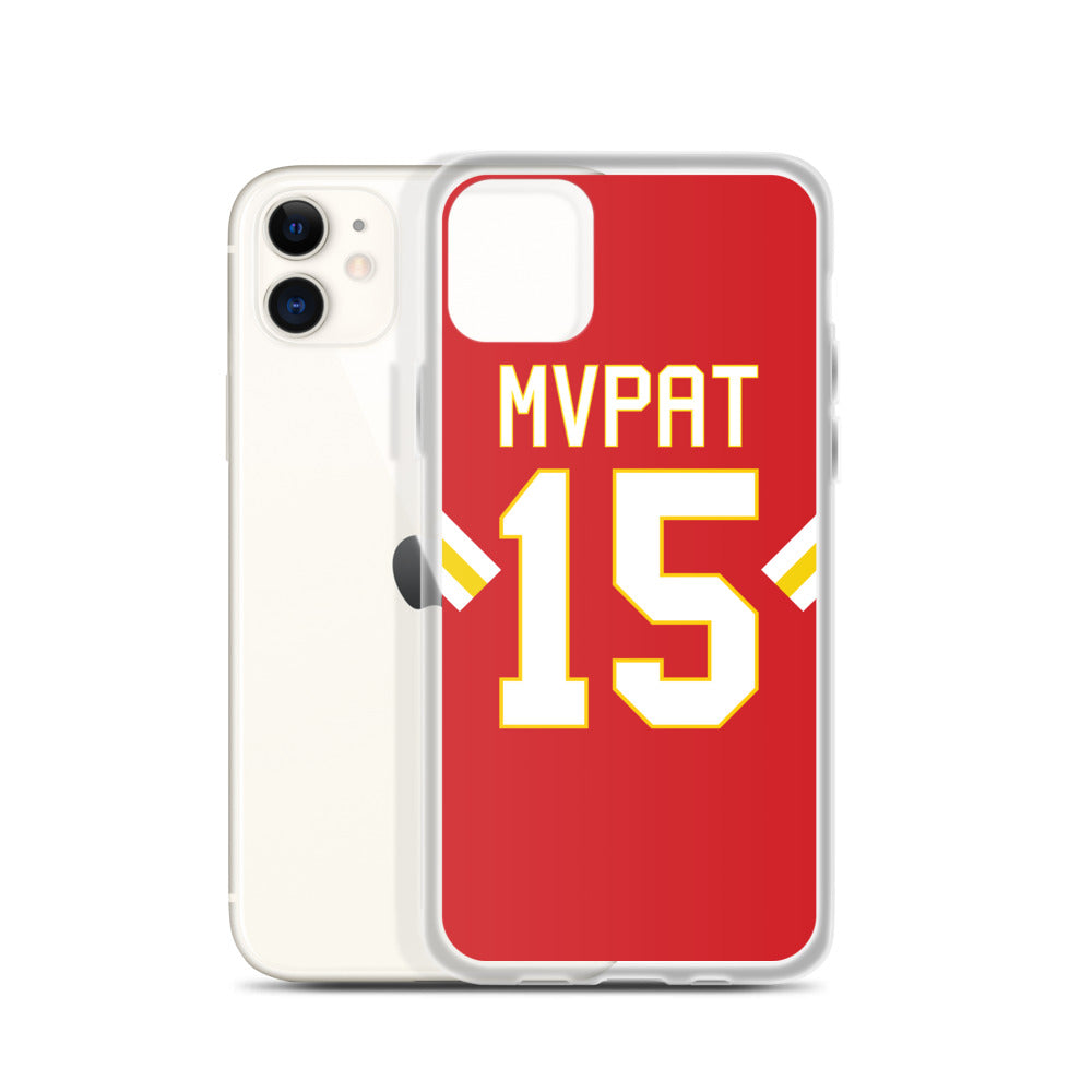 Kansas City MVPat iPhone Case