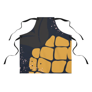 Pineapple Apron-Apron - JsFashionUS