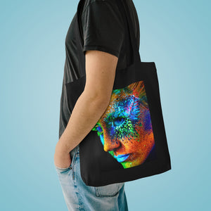 Cotton Tote Bag - JsFashionUS