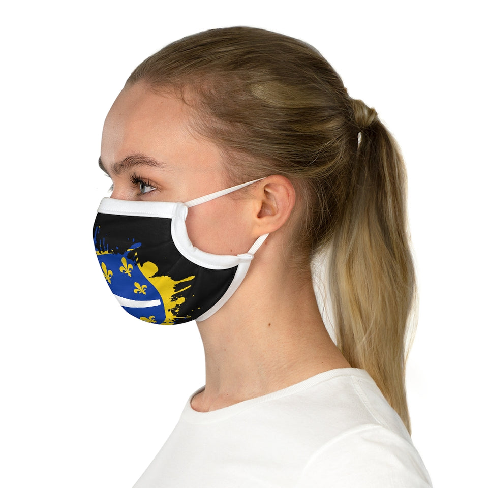 Cotton Face Mask (EU)-Bosnian Face Mask - JsFashionUS