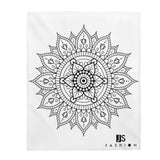 Mandala Blanket-Velveteen Plush Blanket-Js Fashion Blanket - JsFashionUS