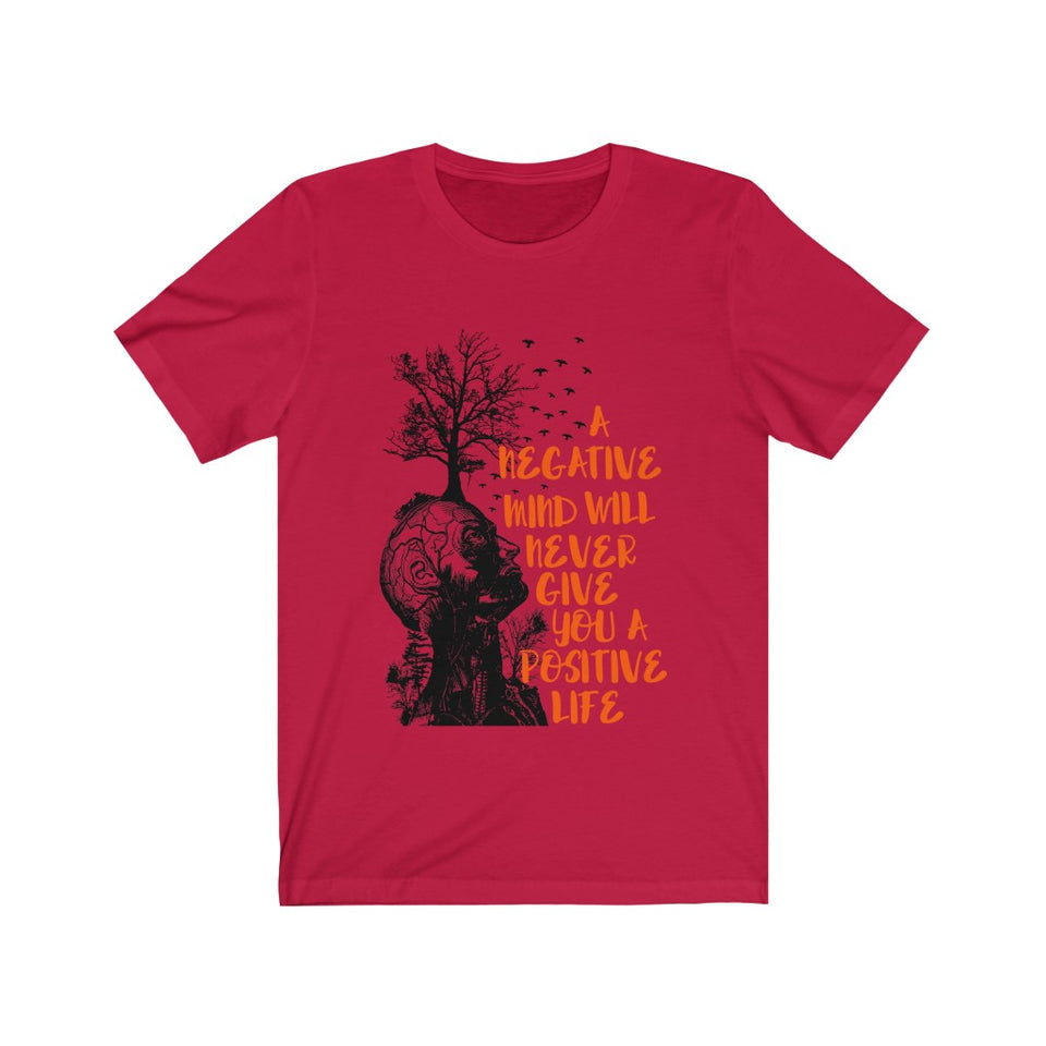 Exhale Negativity-Inhale Positive Shirt-Unisex Tee - JsFashionUS