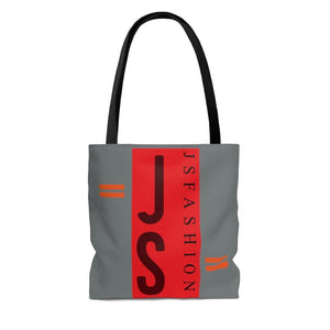 AOP Tote Bag-Js Fashion Tote Bag - JsFashionUS