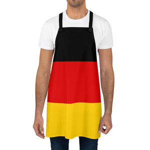 German Flag Apron-Apron - JsFashionUS