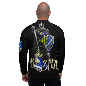 Bosnian Bomber Jacket - JsFashionUS