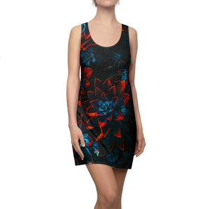 Women's Cut & Sew Racerback Dress - JsFashionUS