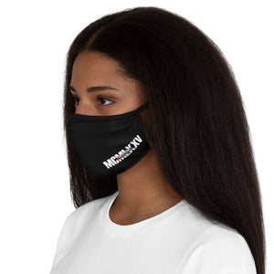 Fitted Polyester Face Mask-1975 In Roman Numerals - JsFashionUS