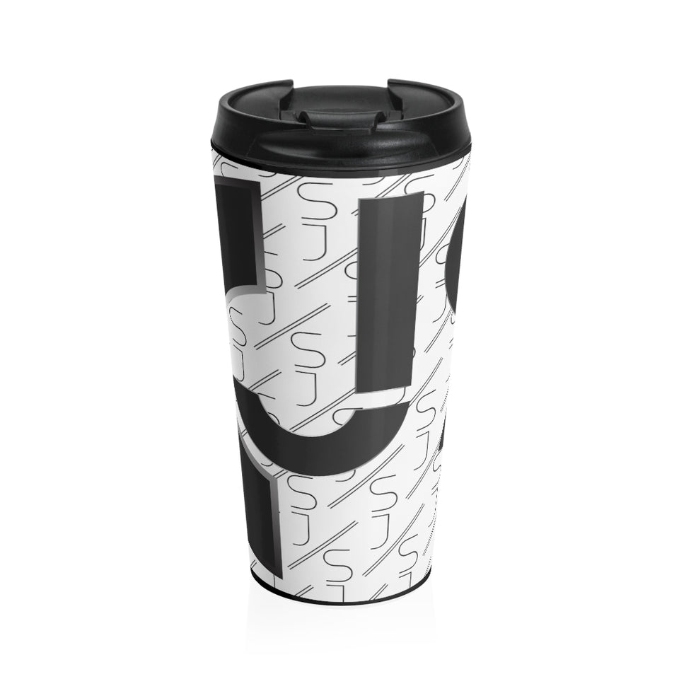 Stainless Steel Travel Mug-Js Fashion Mug - JsFashionUS