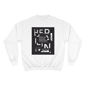 Berlin Sweatshirt-Berlin Brandenburg Sweatshirt - JsFashionUS