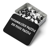 Personalized Puzzle-252 Piece Puzzle - JsFashionUS
