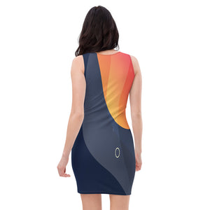 Sublimation Cut & Sew Dress-Women Dress - JsFashionUS