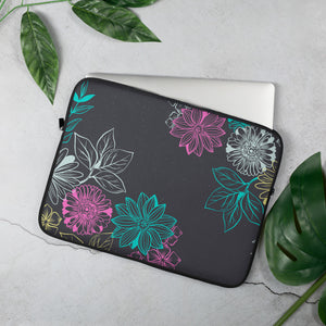 Laptop Case-Personalized Laptop Sleeve-Macbook Case Sleeve - JsFashionUS