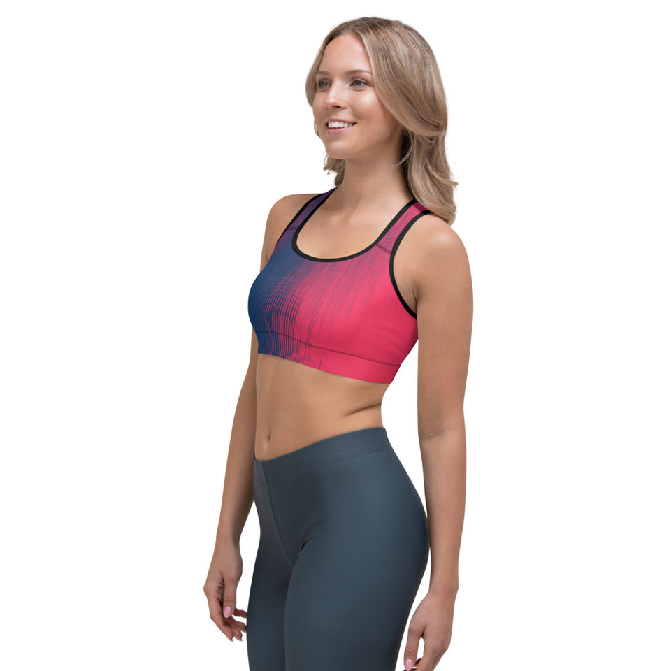 Sports bra-Yoga Bra-Workout Bra-Women's Bra - JsFashionUS